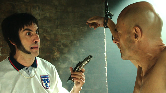 Sony Furious Over The Brothers Grimsby Donald Trump Scene VIDEO