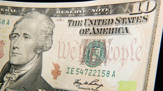 alexander hamilton $10 bill Helped By Musical