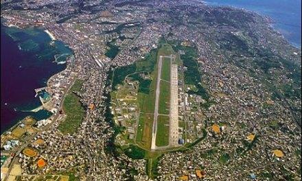 Japan stops US Okinawa base expansion: Reports