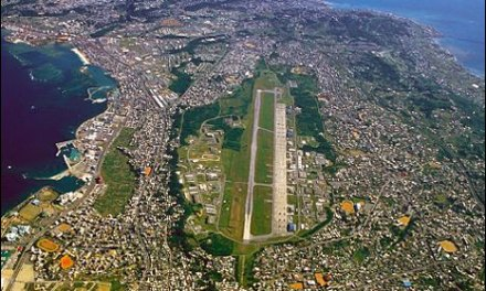 Japan stops US Okinawa base expansion: Reports
