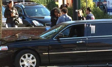 Diana Ross Ok After Car Crash (PHOTO)