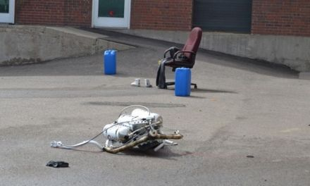 Jetpack exec in serious condition following crash UPDATE
