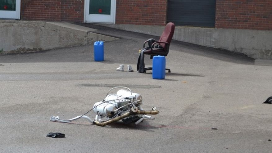 Jetpack exec crash: Listed In Serious Condition
