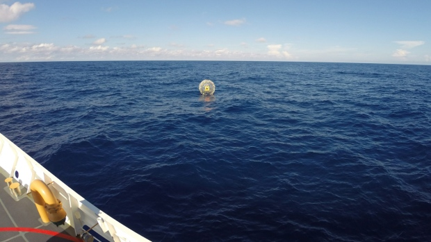 bubble runner rescued