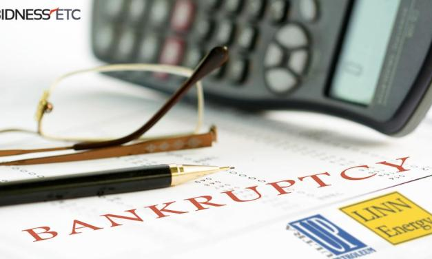 Linn Energy Files For Bankruptcy, Shares Plummet