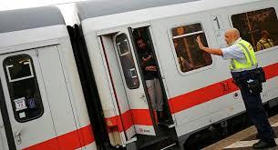 Munich train stabbing