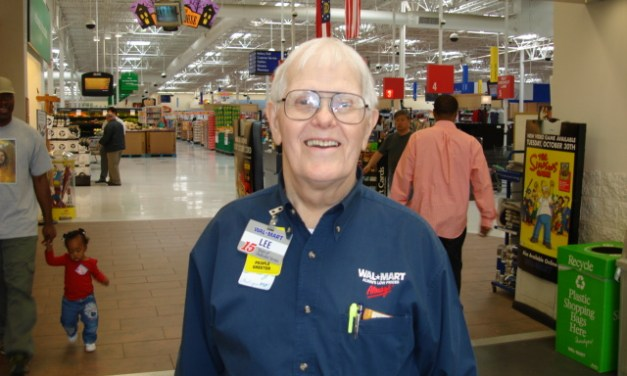 Walmart greeters program returns to 9,000 Locations