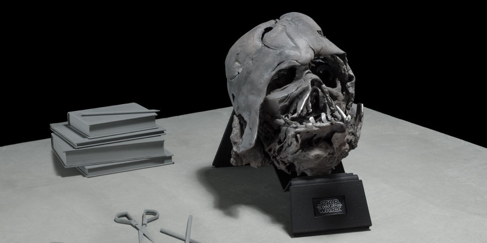 This darth vader helmet can be yours for big bucks
