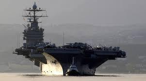 USS Truman Brings Air Strikes To Islamic State