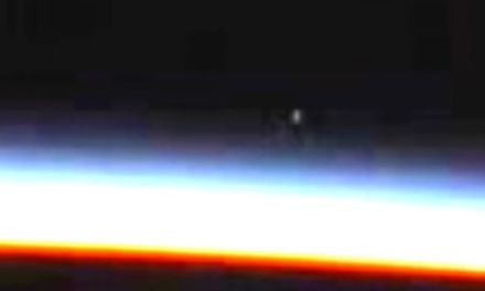 ISS feed cut prompts UFO conspiracy