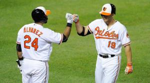 orioles four home runs