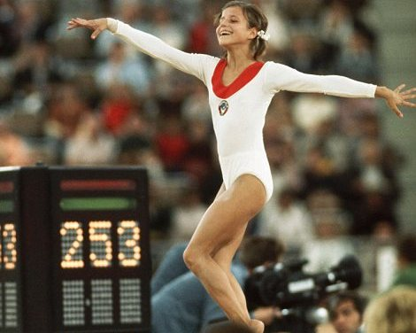 Olga Korbut Sells Medals From Munich Olympics