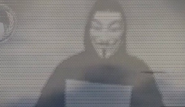 Anonymous Hacker Group say NASA Made contact with Aliens