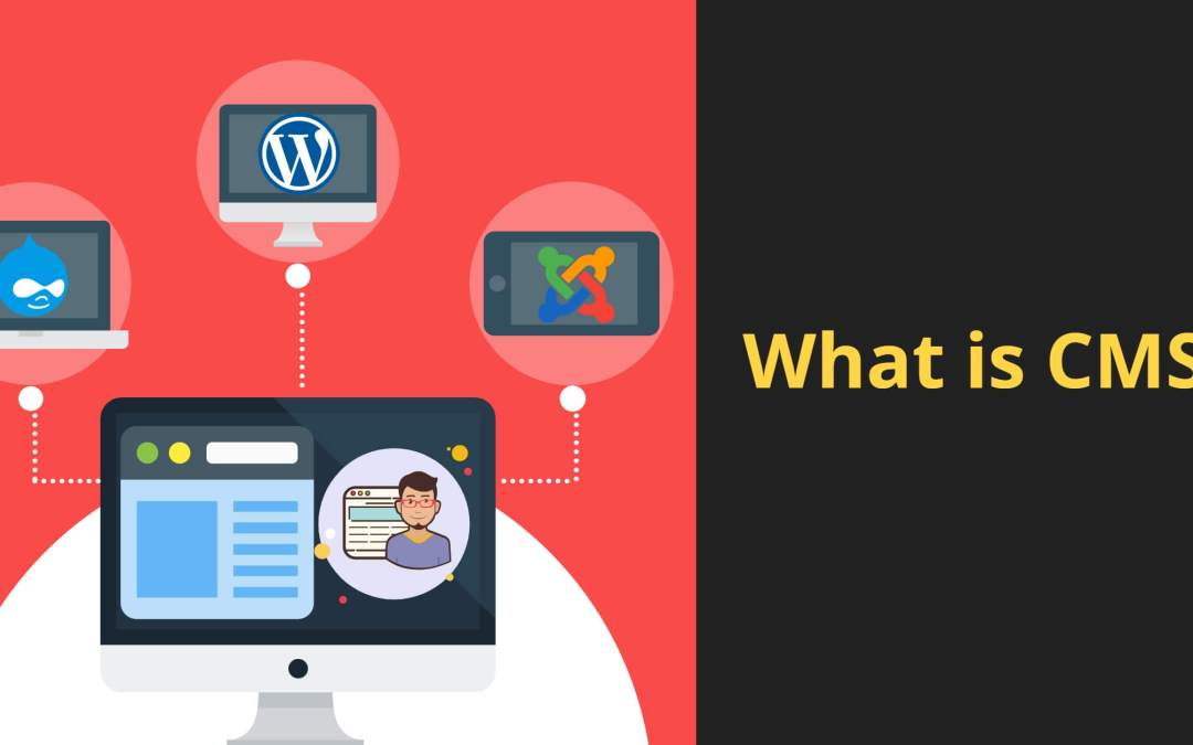 What is Website CMS?
