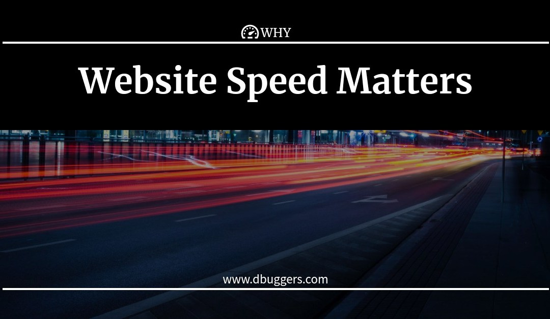 Why Website Speed Matters?