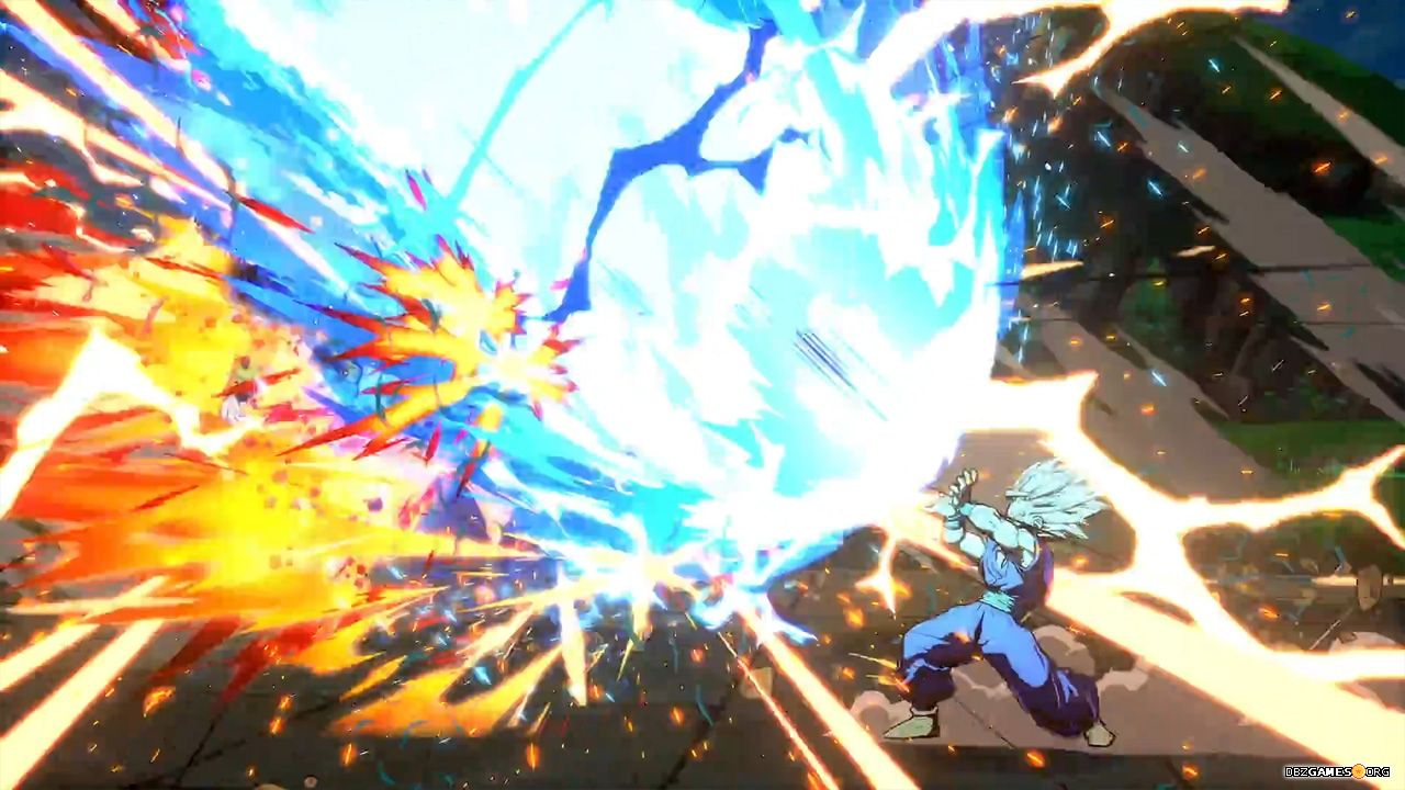 Dragon Ball FighterZ Reveal Trailer Closed Beta This