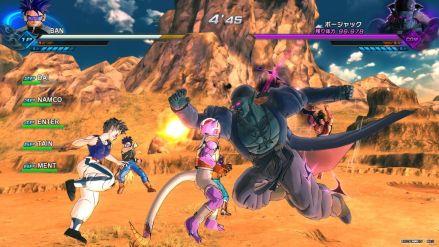 Xenoverse 2 gameplay