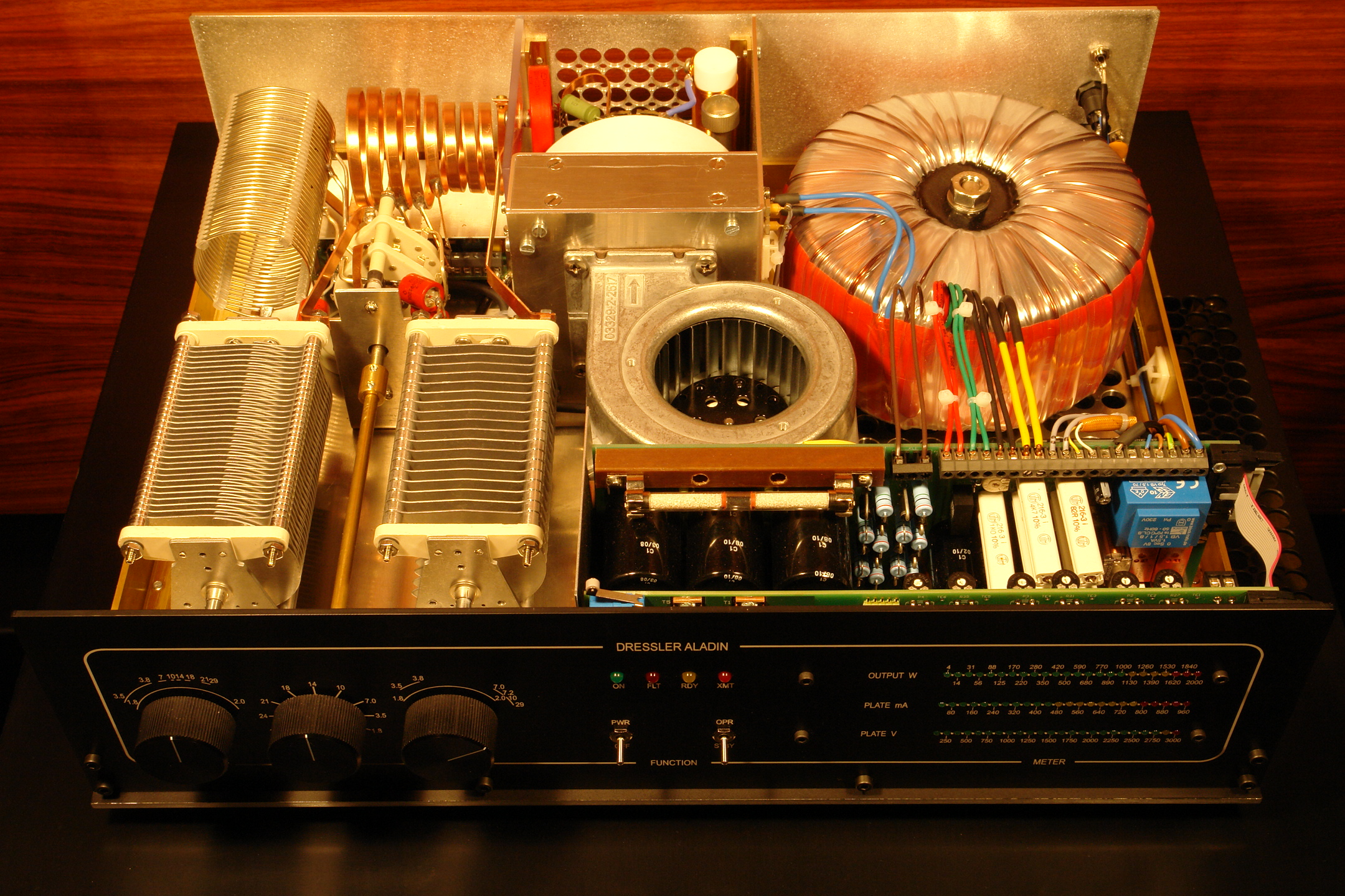 Dc9dz Project Aladin Power Amplifier Pa Using Gu74b