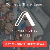 PASS Summit 2017 I'm Speaking Badge
