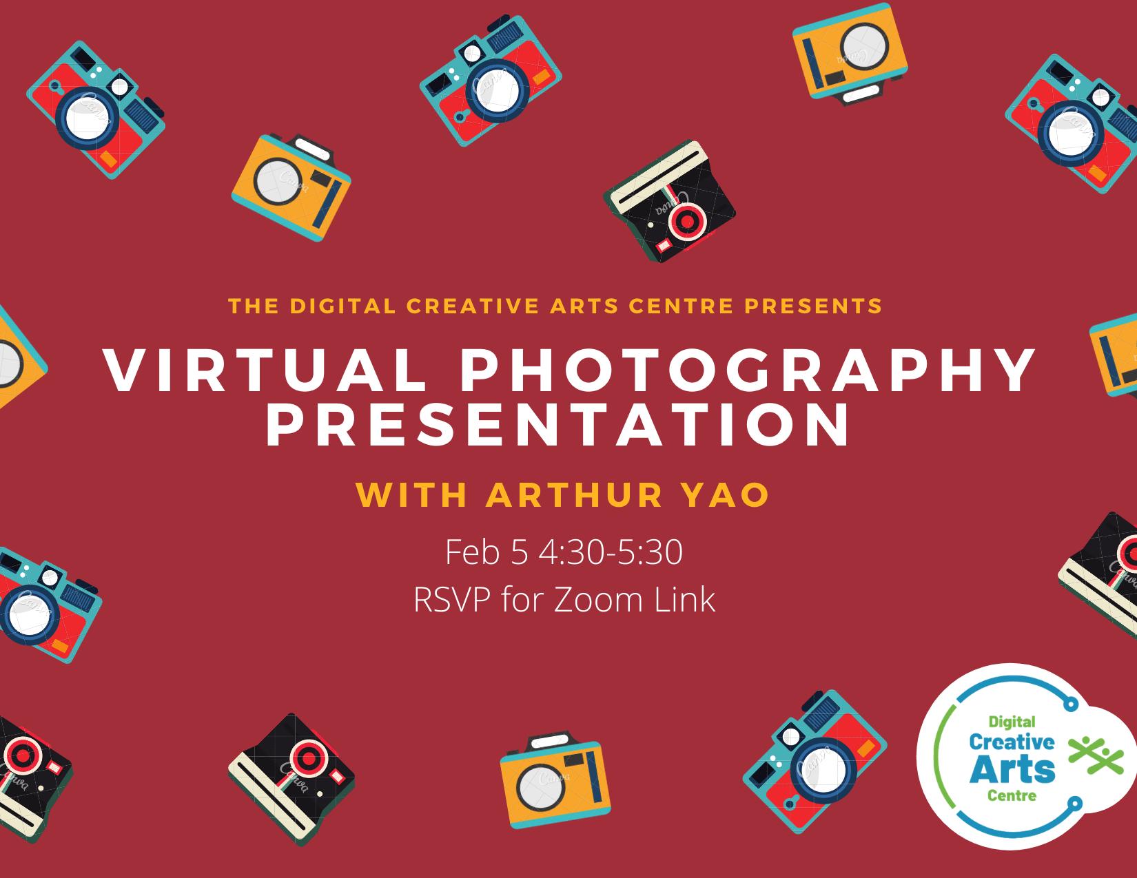DCAC Photography Presentation/Class