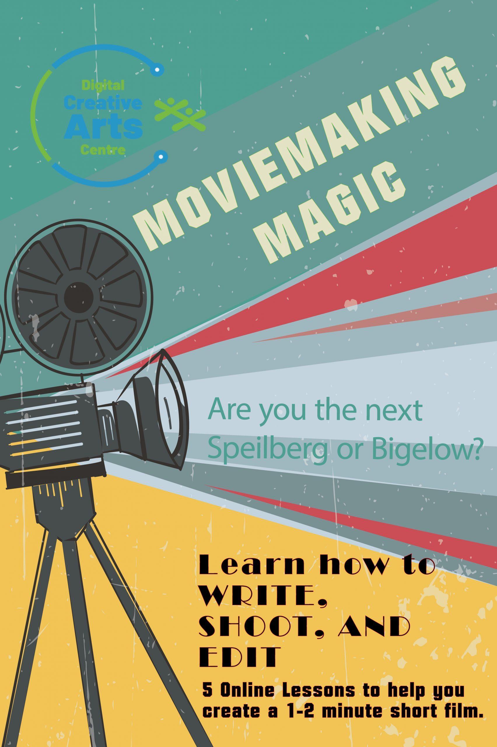 Videography Workshop with Kevin Labonte