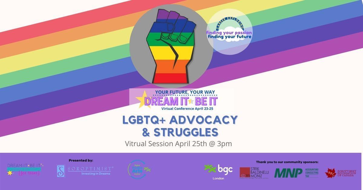 LGBTQ+ Advocacy & struggles