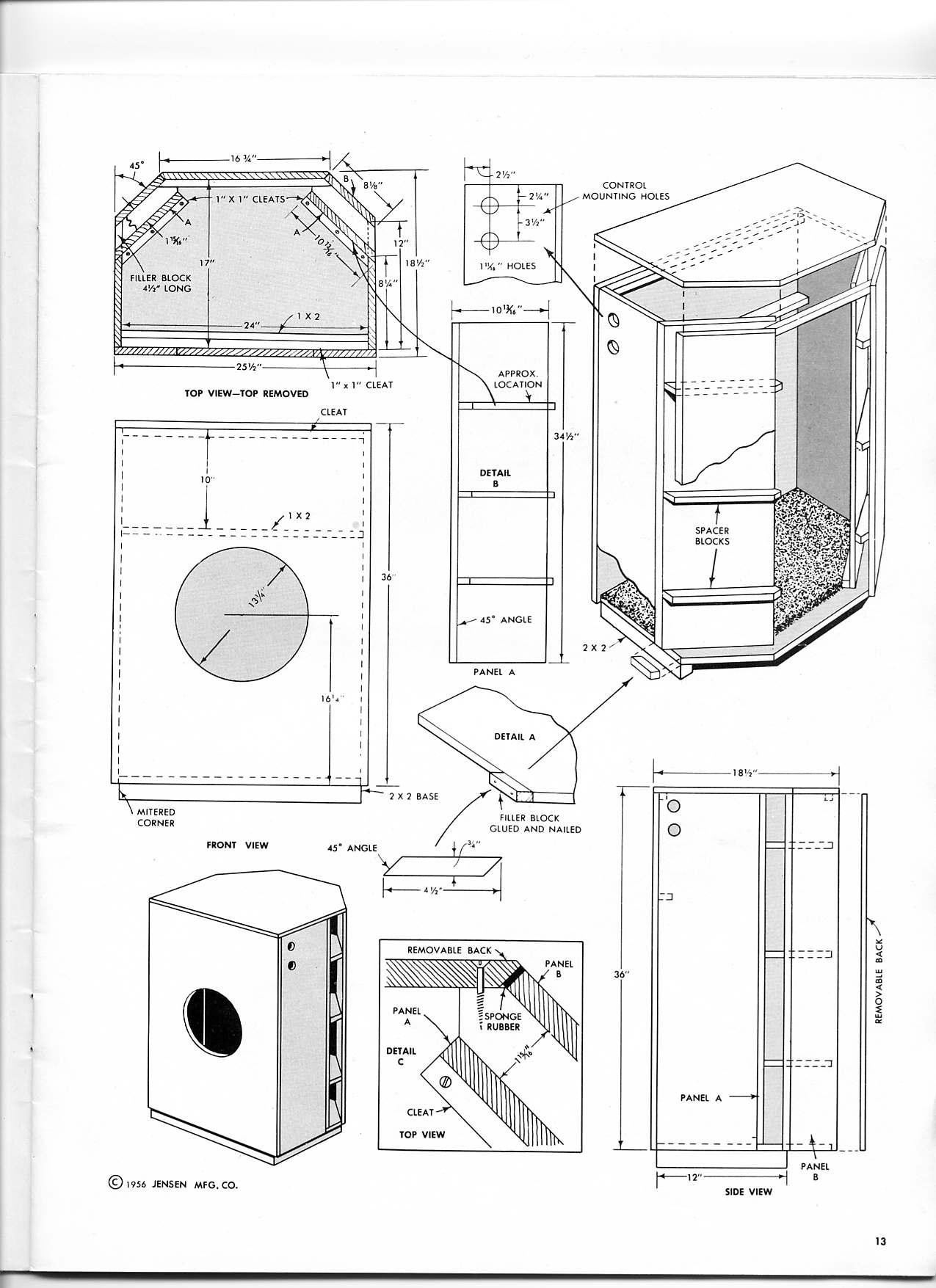 Choosing Between 2 Types Of Jensen Ultra Flex Onken Cabinet Designs