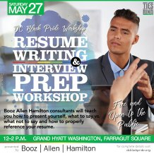 Resume Writing & Interview Prep Workshop