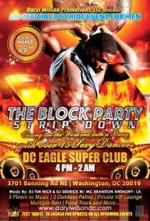 The Block Party Strip Down