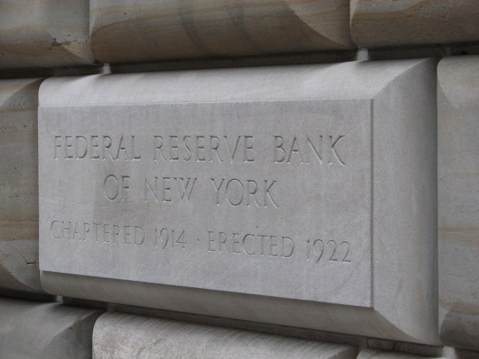 Federal Reserve Bank of New York Building