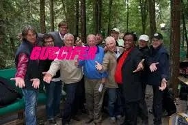 "Famous hacker ""Guccifer"" hacked into Colin Powell's emails and was able to pull several pictures from the Bohemian Grove."