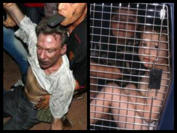 Chris Stevens Libya Child Sex Trafficking
