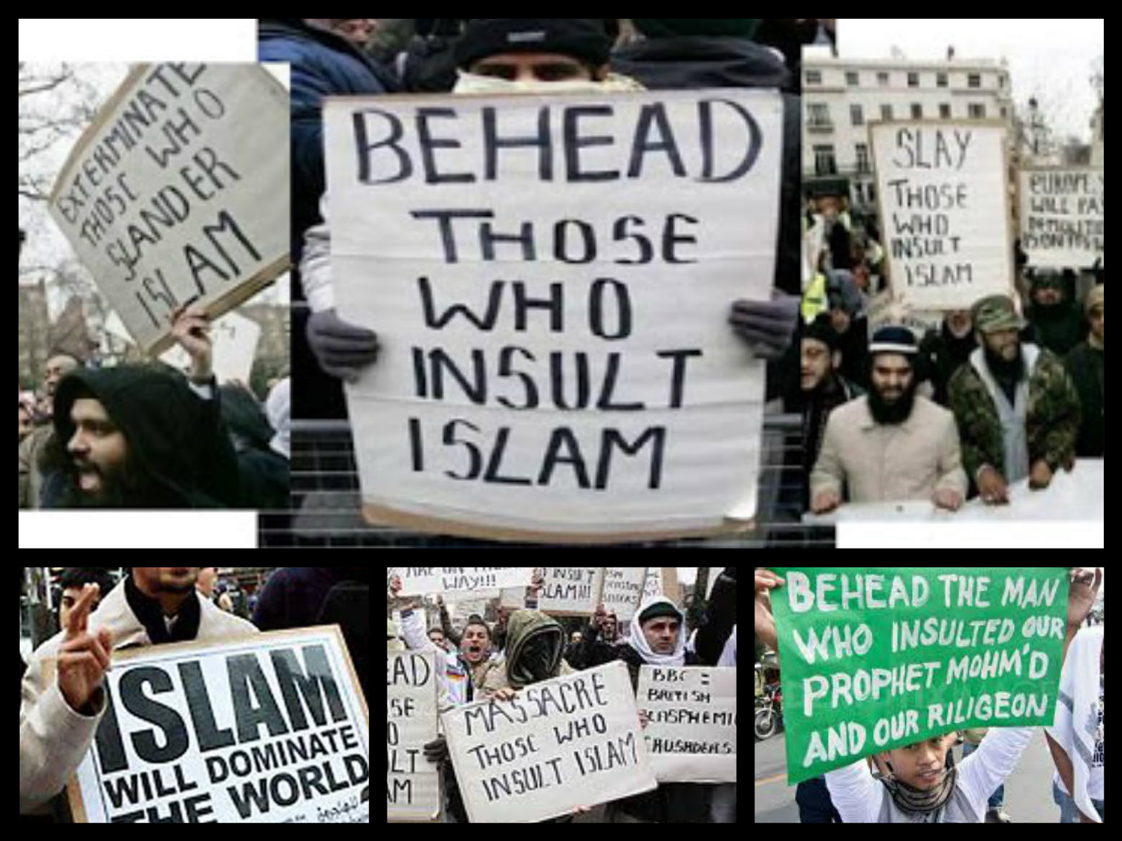 Image result for islam religious freedom
