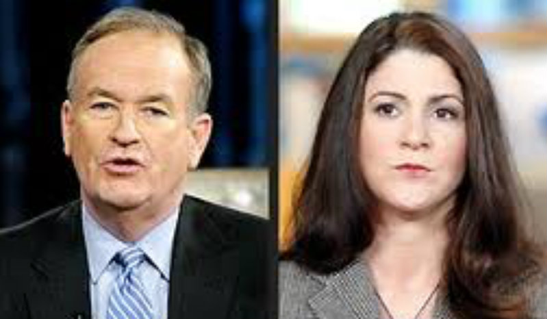 Bill O Reilly Sexual Harassment Claims
