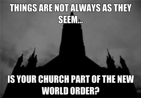 new world order church