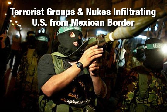 terrorists and nukes southern border