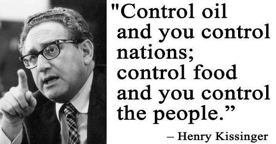 kissinger control