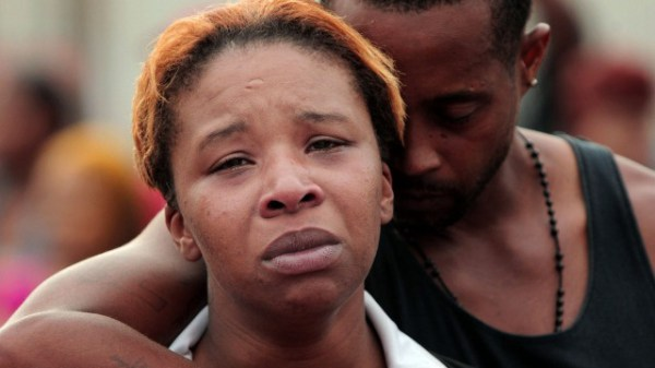 michael brown mother