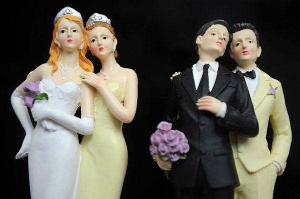 First Gay Wedding Show In Paris