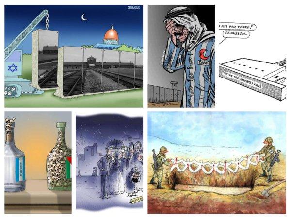 holocaust denial cartoon contest 2006