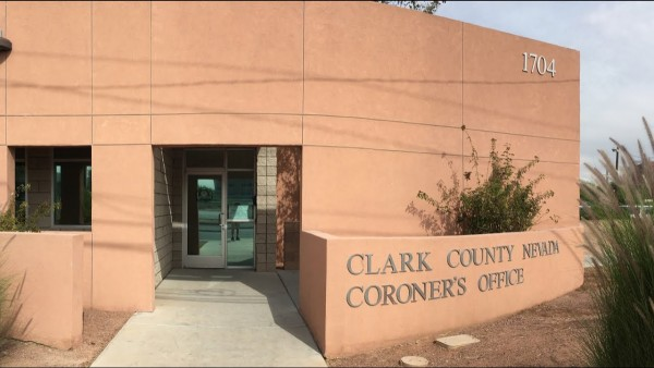 Las Vegas coroner's office on lockdown — but why?