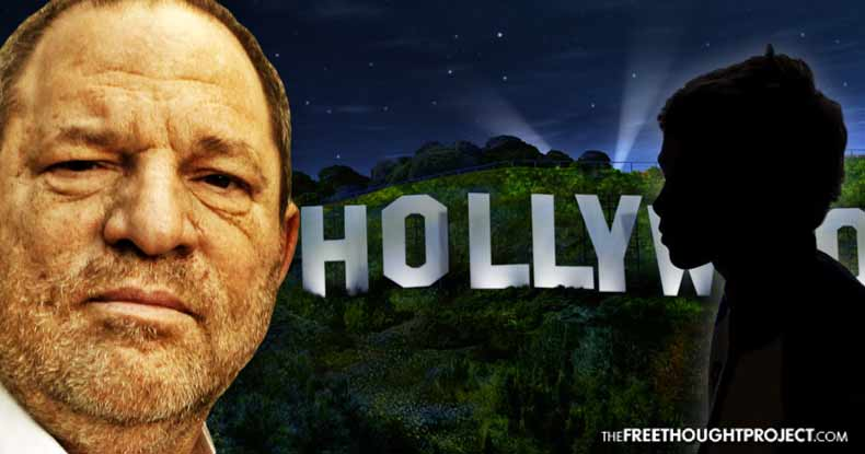 Weinstein Tip of the Iceberg, Former Victims Expose Hollywood's Organized Pedophilia Ring