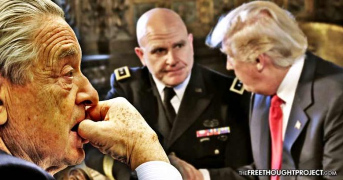 Deep State Coup Crumbling as Trump's Top Intelligence Official Caught Spying for George Soros