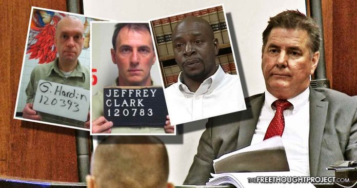 Cop Caught Framing 3 Innocent Men, Sending Them to Jail for Decades—No Charges