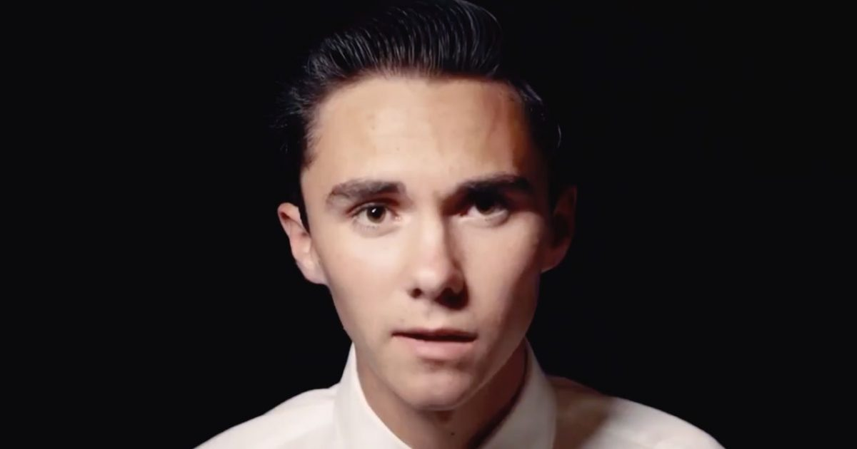 This Video By Marjory Stoneman Douglas High School Student Answers Exactly Who Anti-Second Amendment Activist David Hogg Really Is