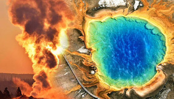 New Fissure Near Yellowstone Supervolcano Causes Teton National Park Closure