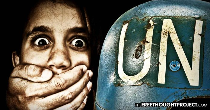 Horrifying UN Report Details Widespread Child Rape by High-Level UN Employees