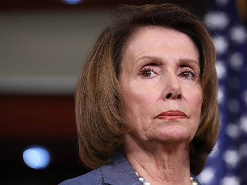 TREASON! Pelosi, Schumer, Schiff and Warner engaged in open insurrection against the United States of America