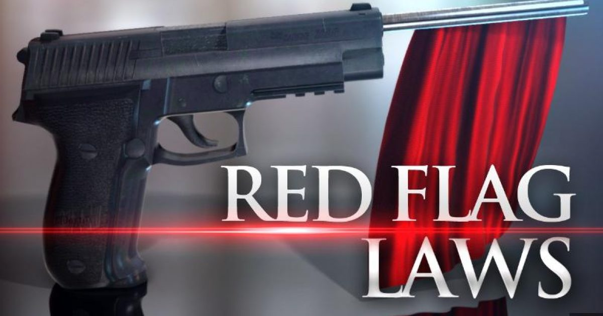 Democrats and Republicans Uniting on Red Flag Gun Laws
