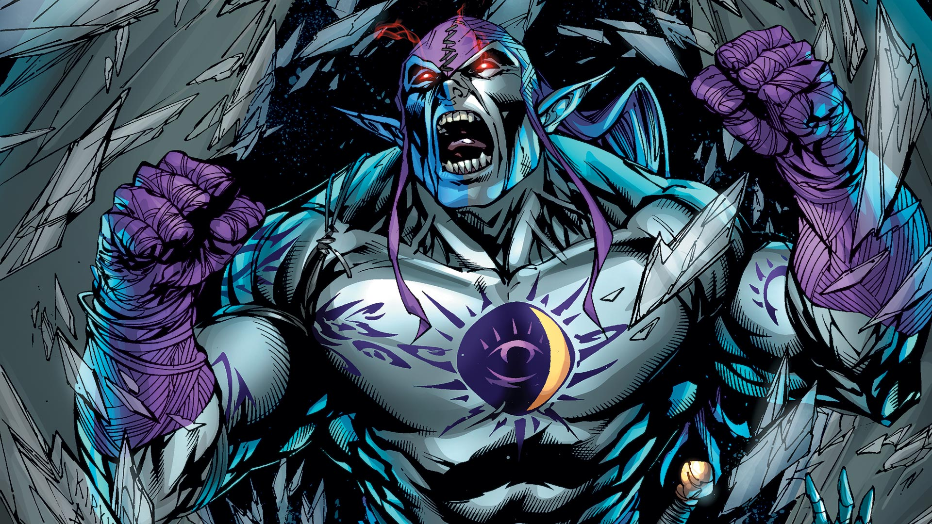 Image result for dc Eclipso